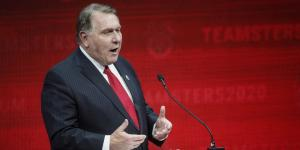 James P. Hoffa Won't Stand for Re-Election as Teamsters President