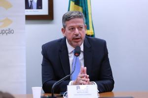 Guedes parabenizou Lira pela vitória e disse que isso o deixa 'esperançoso e confiante' na retomada da agenda de reformas