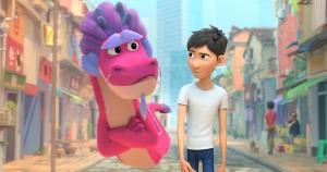 Animação lançada pela Netflix reinventa a história do gênio da lâmpada de maneira divertida e a leva para a China contemporânea