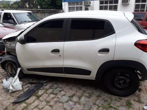 O suspeito confessou a participação após ter sido detido em confronto com a PM em Vila Velha, quando duas mulheres foram feitas reféns dentro de uma casa