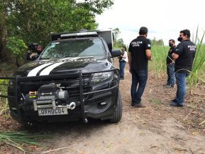 Marcos Gabriel Braz Lima, de 24 anos, estava desaparecido desde o dia 30 de dezembro. O irmão indicou aos policiais um canavial onde o corpo dele foi jogado. Ele desapareceu depois da morte da mãe