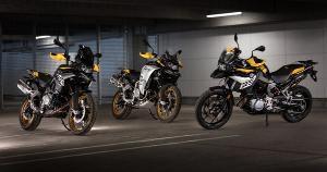 O lançamento é uma das atividades neste ano para celebrar o aniversário de 40 anos da linha BMW GS; os modelos já estão nas 41 concessionárias brasileiras da marca