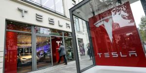 Tesla Tops Volkswagen to Become Second Most Valuable Auto Maker