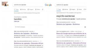 Site de buscas corrigiu a informação nos resultados de pesquisa que sugeria a palavra 'bandido' como sinônimo para 'capixaba'. Situação gerou polêmica