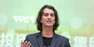 WeWork Employees Feel Sting as Ex-CEO Stands to Reap