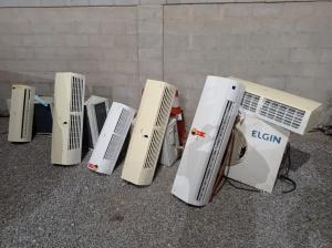 Criminosos invadiram o prédio do Incaper na cidade e levaram, além de 30 aparelhos de ar-condicionado, vasos sanitários, pias, portas e parte do sistema elétrico