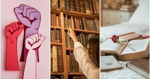 8 de março é Dia Internacional da Mulher, 12 de março é Dia do Bibliotecário, e 21 de março é Dia Mundial da Poesia. Datas comemorativas destinam-se a provocar reflexão e debate