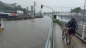 Divulgado nesta manhã (13), o relatório da Defesa Civil Estadual informa que o município registrou acumulado de chuva de 86,6 mm nas últimas 24 horas