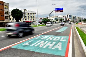 Vias exclusivas podem ser implementadas em outros pontos da cidade, segundo Pazolini; mais detalhes devem ser anunciados ainda no primeiro semestre deste ano