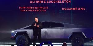 Tesla Targets U.S. Auto Makers' Profit Engine With Electric Pickup