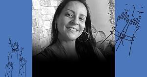 Katia Mota era professora e foi assassinada na frente da filha de 10 anos. O marido foi preso em flagrante apontado como o autor do crime