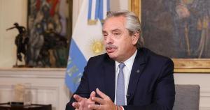 Fernández disse ter 'uma estima muito alta' pelas Forças Armadas locais e disse que elas não fazem a segurança interna