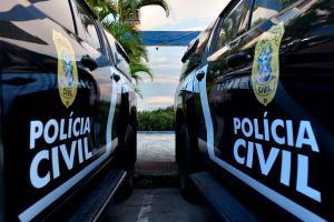 A vítima é uma jovem de 26 anos. O crime aconteceu na madrugada desta quarta-feira (5), no bairro São Torquato