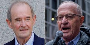 Epstein Scandal Brings Legal Titans to Blows