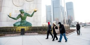Detroit Approaches Its Coronavirus Peak