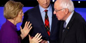 Sanders, Warren, Undecided Voters Try to Move On