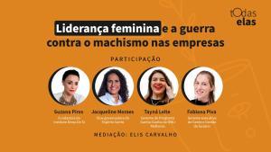 Roda de conversa virtual vai discutir sobre desigualdade de gênero e iniciativas para mudar essa realidade. Encontro será na terça-feira (18) às 19h30 no site de A Gazeta