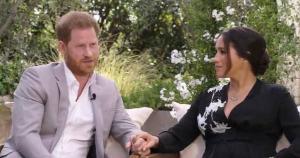 'Nem consigo imaginar o que ela sentiu', afirma ele, em teaser de entrevista com Oprah; veja