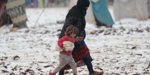 'I Feel Like This Is the End': A Million Fleeing Syrians Trapped by Assad's Final Push