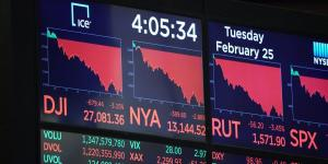 Global Stocks Stabilize After Deep Selloff