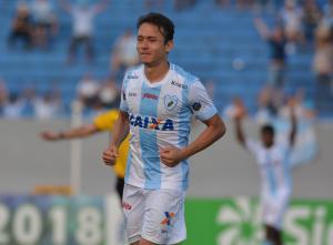 O atacante revelado pelo Coritiba, e contratado pelo Barcelona após passagem brilhante pelo Palmeiras ten o nome ligado ao atual vice-campeão capixaba. Presidente do time afirmou que estuda a contratação