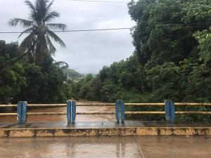 Segundo o Inmet, chuvas devem atingir 44 municípios, enquanto a Defesa Civil Estadual elevou o nível de classificação do 'alerta' para o de 'atenção'