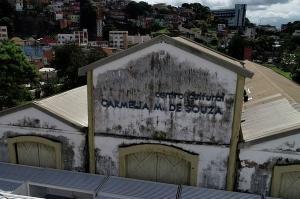 Obras de reforma e restauro do espaço - que está sendo preparado para receber a Rádio Espírito Santo - devem começar nos próximos dias. Expectativa é inaugurar o teatro no final de 2022