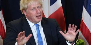 U.K. Prime Minister Boris Johnson Leaves Intensive Care