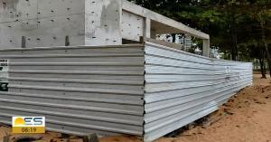 Das 13 estruturas licenciadas que estão em construção na orla de Vila Velha, seis serão entregues ainda neste mês de dezembro, segundo a prefeitura. A promessa é de que o primeiro quiosque seja inaugurado no próximo dia 20