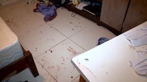 O crime ocorreu na madrugada de terça-feira (6), e a prisão durante a tarde. O suspeito foi encaminhado à 15a Delegacia Regional de Colatina