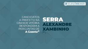 A Gazeta entrevistou o deputado estadual e candidato para comandar a Serra pelos próximos quatro anos. Saiba as propostas dele para áreas de assistência social, segurança pública, trânsito, serviço público e infraestrutura. Veja vídeo