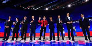 What to Watch for in Tuesday's Democratic Debate