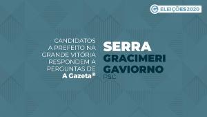 A Gazeta entrevistou a candidata para comandar a Serra pelos próximos quatro anos. Saiba as propostas dela para áreas de assistência social, segurança pública, trânsito, serviço público e infraestrutura. Veja o vídeo