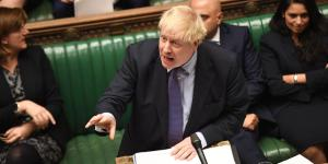 Boris Johnson's Brexit Deal Clears Vital Hurdle in Parliament