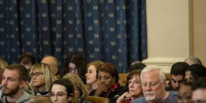 Impeachment Hearings Emphasize Rift in Americans' Views