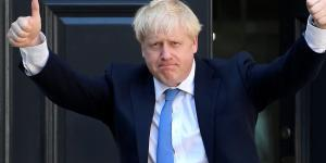 Boris Johnson to Become U.K. Prime Minister After Winning Party Election