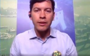 Propagandas do candidato a prefeito de Vila Velha estavam em site de compras on-line e em página de notícias sobre o Flamengo. Anúncios foram feitos via Google Ads e Arnaldinho vai recorrer