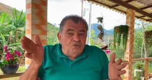 Gilson Amaro (PP) continua internado com Covid-19 em hospital de Colatina. 'Nos resta ter esperança e fé', afirmou a família nesta segunda-feira (01)