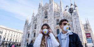 Coronavirus Tests Europe's Open Borders as Italy Death Toll Rises