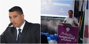 O vereador Joel da Costa (PSL) e o ex-vereador Doutor Hélcio (PP) tiveram as candidaturas anunciadas em convenções partidárias realizadas neste sábado (12)