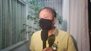 Guerino Balestrassi recebeu diagnóstico positivo para a Covid-19 nesta segunda-feira (28). O chefe do Executivo municipal ainda não recebeu a segunda dose da vacina contra a doença