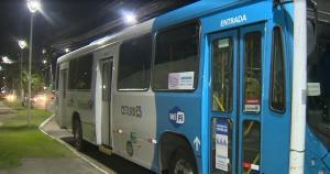 Uma passageira da linha 507 do Transcol teve o celular furtado dentro do ônibus; motorista acionou uma equipe da PRF durante fiscalização na altura do bairro Central Carapina