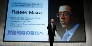Softbank's Rajeev Misra Used Campaign of Sabotage to Hobble Internal Rivals