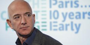 Jeff Bezos Pledges $10 Billion to Tackle Climate Change