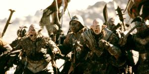 Got a Face Like a Leather Handbag? Missing Teeth? You Could Be an Extra on 'Lord of the Rings'
