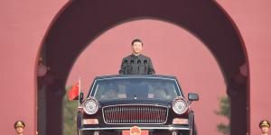 China's Xi Faces New Limits, at Home and Abroad