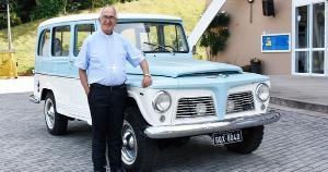 Rebeca, como foi batizado o veículo do ano de 1974, será sorteado no dia 21 de novembro