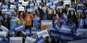 Facebook Investigated Suspicious Pro-Sanders Content