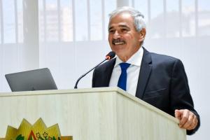 Em sessão sem a presença de público, Guerino Zanon (MDB) prometeu ainda a construção de duas unidades de saúde e a retomada das obras de novo centro de educação infantil