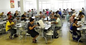 Durante a eleição, Lorenzo Pazolini criticou o fechamento do equipamento público que servia 2 mil refeições por dia